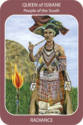 Queen of iSibane (Fire)