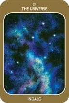 iTongo Tarot Card